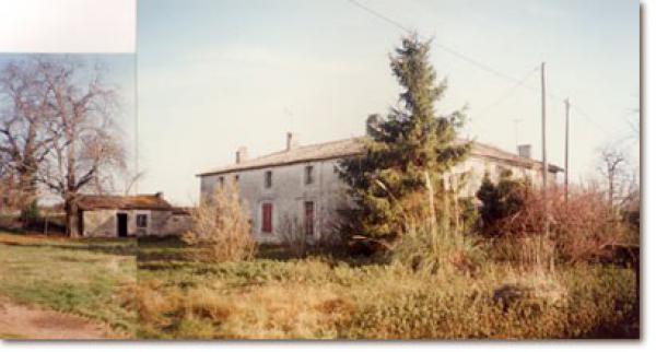 La Grosse Talle bij aankoop in 1992
