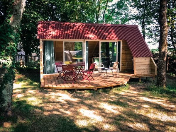 Het Tiny House op La Grosse Talle 2019-07-29 6533