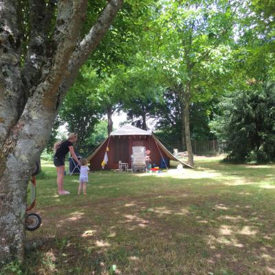1707 Lgt Camping