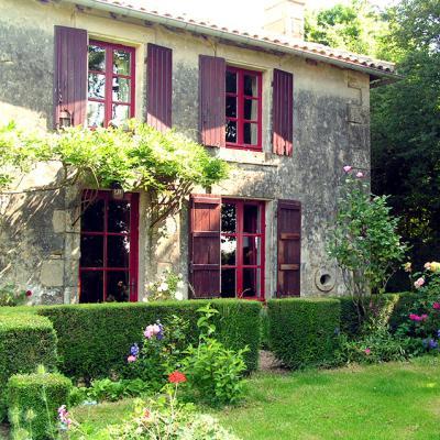 De gîte op La Grosse Talle: een huis met allure